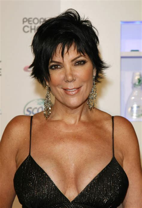 Does Kris Jenner have breast implants? : Makemeheal.com