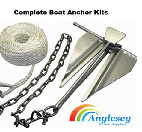 Boat Anchor In by Boat Mooring Boat Anchors Boat Anchor Kit Stainless Steel