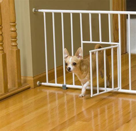 baby gate with cat door best gates with cat door