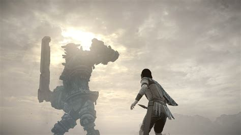 Tgs 2017 See The Shadow Of Colossus Remake In New Trailer