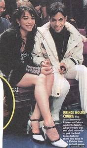 Mayte Garcia And Prince Wedding | www.pixshark.com ...