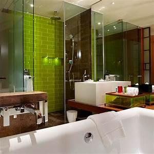 Welche Farbe Fürs Bad Geeignet : bad trend farbe im badezimmer ~ Watch28wear.com Haus und Dekorationen
