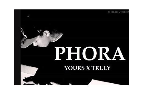 phora yours truly forever album download