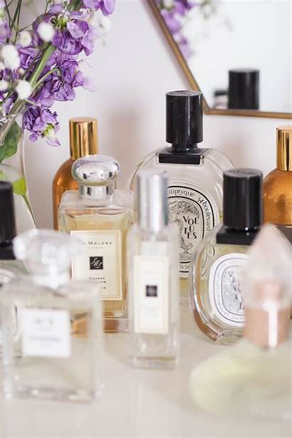 Perfume Fragrances Using