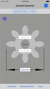 Spur Gear Calculator Ios Ultrascale Products