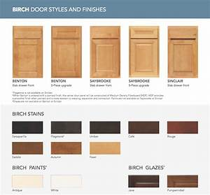 Aristokraft Cabinets Styles Birch Flat Panel - Bing images