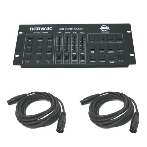 american dj light controller rgbw4c led par can stage wash american dj light controller