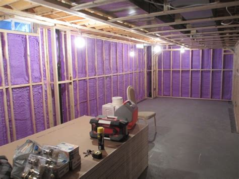 basement insulation  greater toronto area
