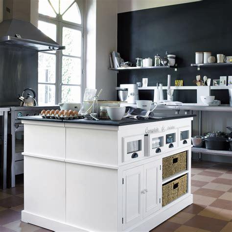 du nouveau pour ma cuisine chez maisons du monde meuble evier zinc maisons du monde deco