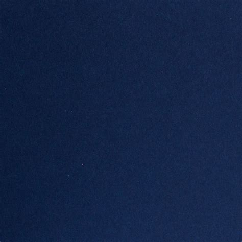 Navy Blue Matte Authentic Cardstock