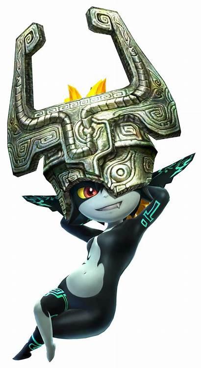 Hyrule Warriors Agrandissement Clique Zelda Midona