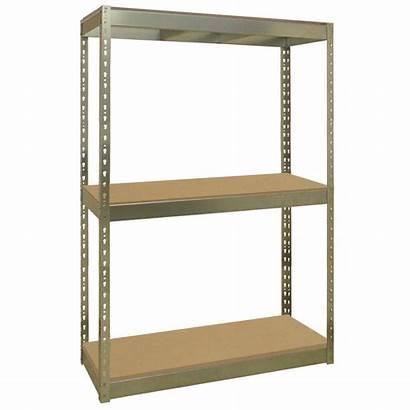 Shelving Rivet Double Between Difference Shelf Storage