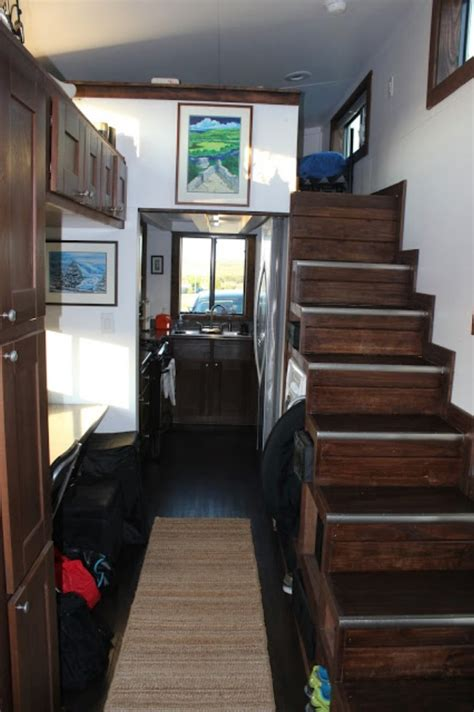 a washer and dryer in one 300sf two bedroom tiny house for sale in spearfish south