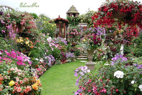 Summer Garden  Edwinafran Flickr
