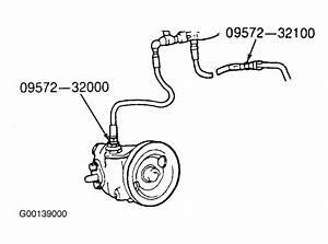 1989 Hyundai Sonata Serpentine Belt Routing And Timing