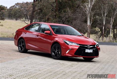2015 Toyota Msrp by 2015 Toyota Camry Atara Sx Review Performancedrive