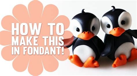 How To Make These Adorable And Super Easy Penguins  Cake Decorating Tutorial Youtube