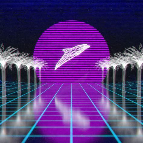 artstation vaporwave sunset tutorial ronnie neeley