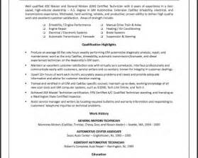 Profile Statement For Your Resume by Sle Resume Profile Statement Resume Objectives
