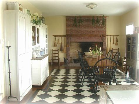 country style floor ls the country farm home farmhouse style kitchens with