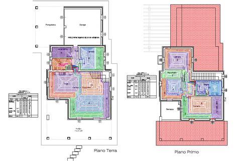 impianto termico a pavimento progetto impianto con collettori solari archivi cailotto