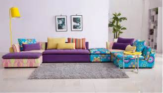 u best lounge furniture fabric sofa combination l type