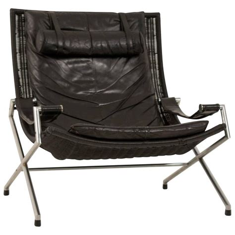 lounge chair model des2021 by gerard den berg for roh 233