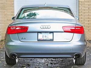 Audi A6 C7 Tuning : awe tuning cat back exhaust audi a6 c7 3 0t ~ Kayakingforconservation.com Haus und Dekorationen