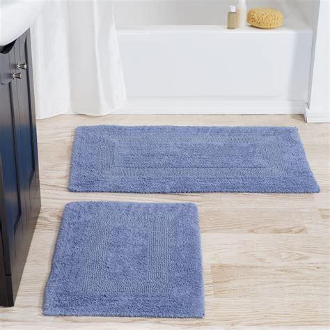 lavish home  piece reversible bath rug set reviews