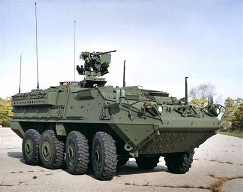 U.S. Army Stryker Vehicle