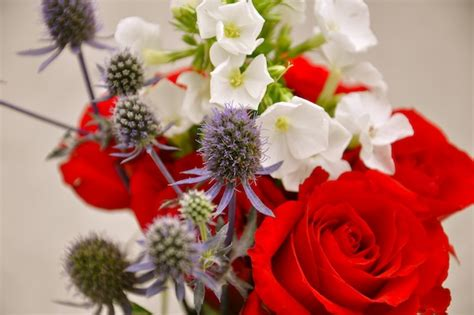 july  flowers ideas decorating  independence day