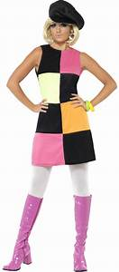 Retro Groovy 60s Adult Costume 60s Costumes - Mr. Costumes ...