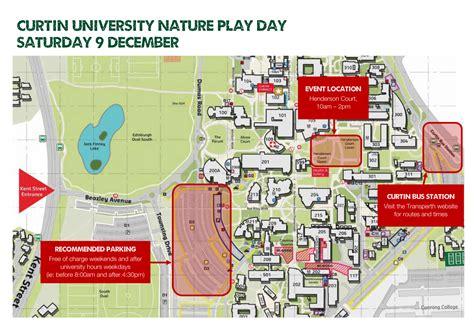curtin university nature play day nature play wa