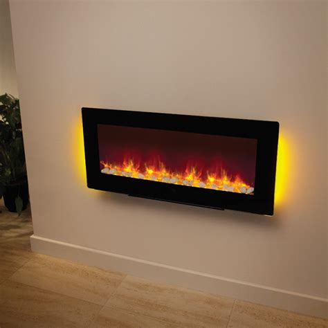 modern amari wall mountedfree standing electric fire