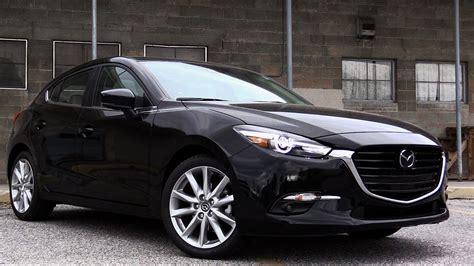 2017 Mazda Mazda3 Review Youtube