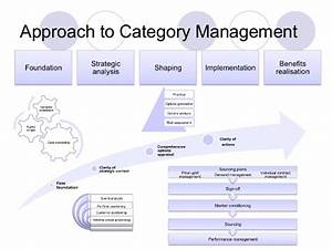 a view of procurement best practice With procurement category strategy template