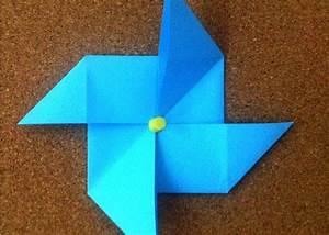 Windräder Basteln Mit Kindern : falten mit papier windr der basteln ~ Markanthonyermac.com Haus und Dekorationen
