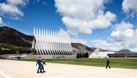 som  air force academy cadet chapel