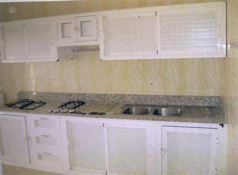 cuisine en aluminium davaus decoration cuisine en aluminium avec des idées intéressantes pour la conception