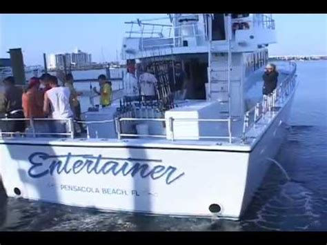 Charter Boat Entertainer by Entertainer Charter In Pensacola