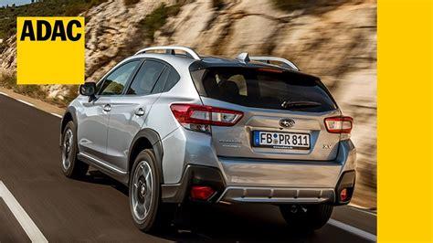 Subaru Xv Fahrbericht Daten Preise Motorwelt Check Adac 2018