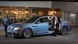 Lincoln Continental Suicide Doors  A Sign Of Future