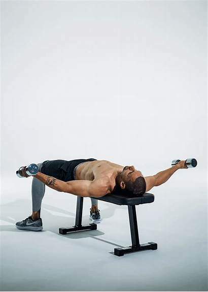 Chest Exercises Exercise Fly Upper Broad Building