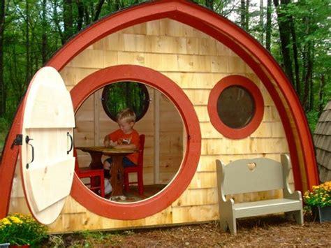 Gartenhäuser Für Kinder by Gartenhaus Selber Bauen Willkommen Im Auenland Garten