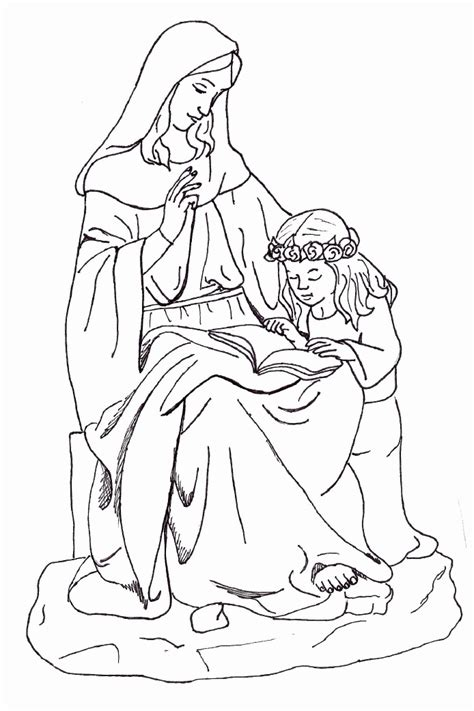 catholic moms coloring pages coloring home