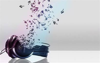 Wallpapers Cool Abstract Headphone Backgrounds Background Desktop