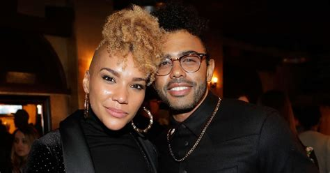 Daveed Diggs and Emmy Raver-Lampman's Cutest Pictures ...
