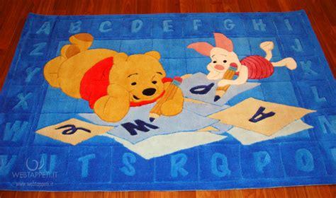 tappeto winnie the pooh tappeti per bambini l idea regalo divertente