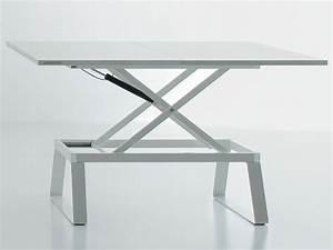 orione petite table transformable en table a manger With hauteur de table a manger
