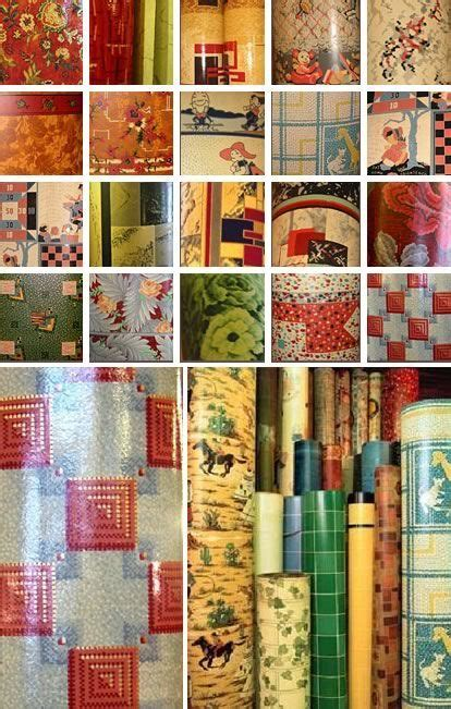 77 best images about Vintage Linoleum on Pinterest